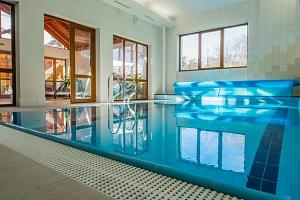 Hotel Praděd Thamm v Jeseníkách na 2 až 6 dní s wellness...
