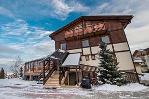 Vysoké Tatry: zima v Hotelu Eufória *** s polopenzí a wellness + dítě zdarma...