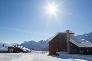Zimní dovolená v italských Dolomitech na 4 noci...