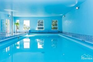 Víkend v Javorníkách u sjezdovky v Hotelu František s polopenzí a bazénem...
