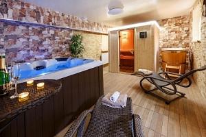 Šumava u skiareálů: Apartmány Andrea se snídaní, privátním wellness + procedury...