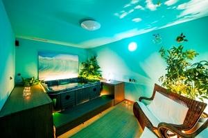 Praha: luxus v Hotelu Modrá stodola **** s privátním wellness + večeře...