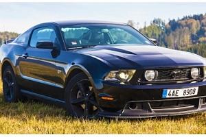 Nezapomenutelná jízda legendarním Mustangem GT...