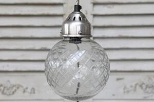 Stropní lampa Ball glass...