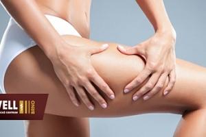 Celotělová lymfodrenáž včetně uvolnění horních lymfatických uzlin...