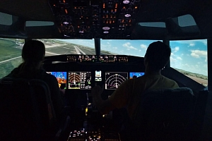 Zalétej si na simulátoru letounu Boeing 737Max...