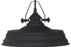 Stropní lampa New Factory Antik Black...