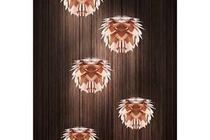 Závěsné svítidlo Silvia mini Copper ⌀ 32 cm...