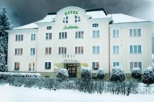 Krušné hory u skiareálů: Hotel Subterra *** s polopenzí a wellness + slevy...