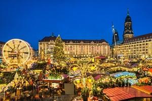 Adventní Drážďany u centra: A&O Dresden Hauptbahnhof + snídaně a 2 děti do 18 let zdarma...