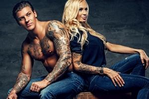 Profesionální tetování v salonu Tattoo you s dlouholetou praxí...