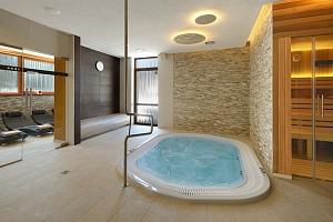 Oblíbená Villa Gloria *** na Donovalech s wellness...