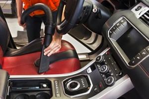 Ruční mytí vozu, tepování, impregnace kůže a další péče v Time Wash Cars...