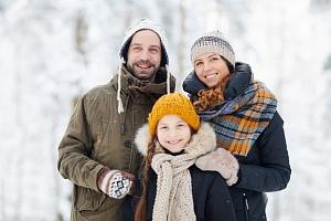 Rodinná dovolená s polopenzí a procedurami...