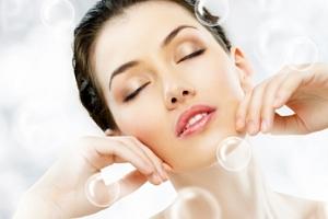 Kosmetické ošetření pleti...