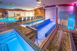 Dunajská Streda: Hotel Therma **** s luxusním wellness, koupalištěm a polopenzí...