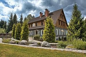 Hotel Perla Jizery pro 2 osoby s polopenzí a saunou v Jizerských horách...