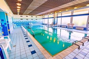 Luhačovice v Hotelu Harmonie *** s all inclusive, bazénem, saunou a masáží...