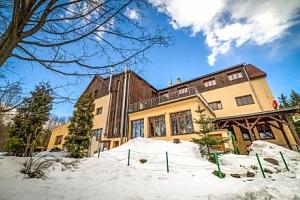 Jizerské hory u skiareálů: Amantis Vital Sport Hotel *** s polopenzí a wellness...