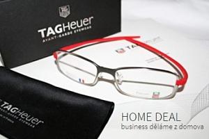 Luxusní dioptrické obruby značky Tag Heuer Reflex...