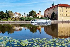 Relax v Hotelu Junior*** v centru Poděbrad s polopenzí...