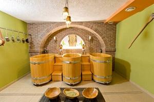 Orava v Penzionu Zbojnická Koliba s polopenzí, wellness, pivní koupelí a masáží...