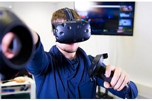 120 minut virtuální reality na narozeninové oslavě až pro 15 hráčů...