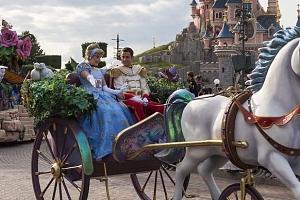 4denní zájezd do Paříže včetně pohádkového Disneylandu...