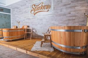 Relax u Luhačovic v Hotelu Ogar *** s polopenzí, pivní koupelí a konzumací piva...