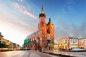 Krakov: Skvělá dovolená přímo v centru města v Hotelu Nobilton *** se snídaněmi...