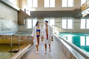 Maďarsko: Lázně Demjén v Barrico Thermal Hotelu s polopenzí + termální wellness...