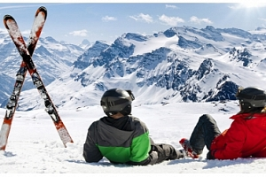 Lyžařský zájezd do střediska Les Orres ve francouzských Alp včetně skipasu...