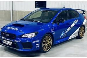 2 nebo 4 kola v Subaru Impreza WRX STI 2018...