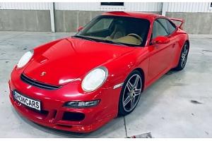 Zážitková jízda v Porsche 911 Carrera GT3...