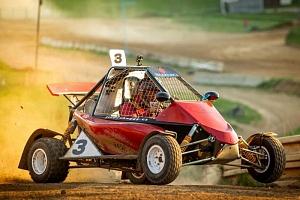 Autocross jízda...