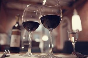 Degustace luxusních francouzských vín...