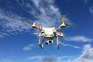 Kurz létání s drony DJI...