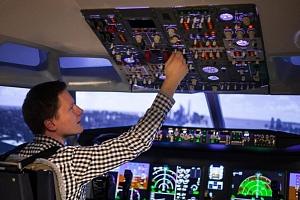 Letecký simulátor Boeing 737 MAX...