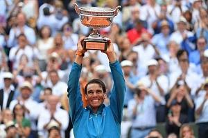Zájezd na French Open...