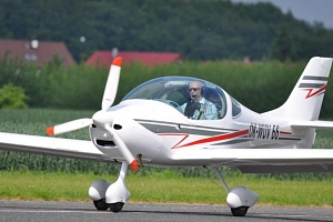 Kurz pilotování sportovního letadla...