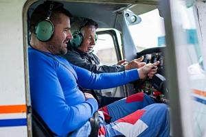 Pilotem letadla na zkoušku...