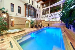 Polské Pieniny: Hotel Kinga **** s wellness a krytým bazénem neomezeně + polopenze...