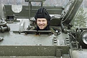 Řízení vyprošťovacího tanku VT 55...