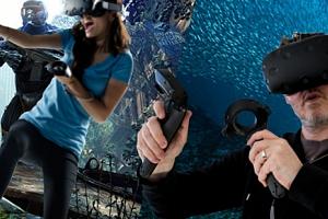 Vstupte do virtuální reality ve Zlíně...