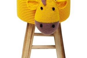 KARE DESIGN Stolička Funny Giraffe...