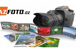 Tisk 10 velkoformátových fotografií ve velikostech A4 nebo A3...