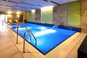 Degustační nebo wellness pobyt v luxusním resortu Kaskáda u Brna...