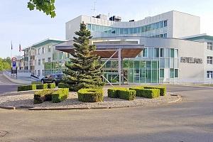 Přerov ve 4* hotelu s polopenzí a luxusním wellness + welcome drink...