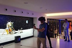 Virtuální realita se slavným HTC Vive Pro...