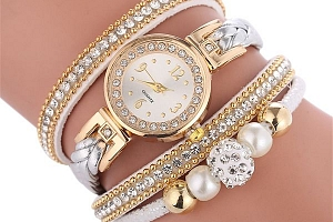 Dámské hodinky F37 a poštovné ZDARMA!...